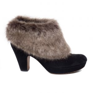 Truffle | Faux Fur Shooves