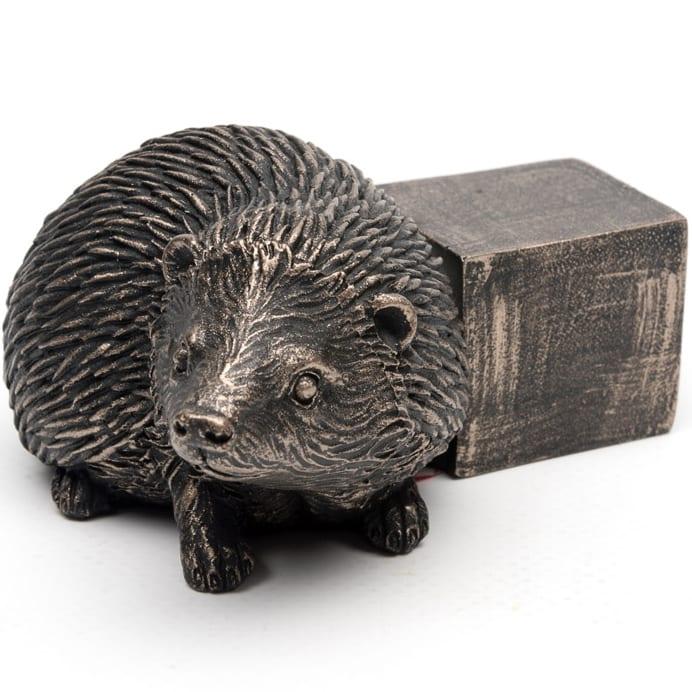 Bronze Hedgehog Set of 3