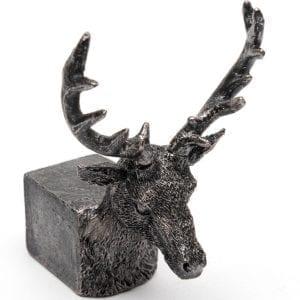 Bronze Stag Set of 3