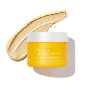 Face Lift Brightening Tightening Mask
