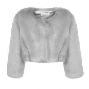 Opal | Faux Fur Jacket