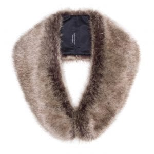 Truffle | Faux Fur Hugo Collar