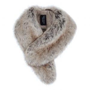 Truffle | Faux Fur Vintage Collar