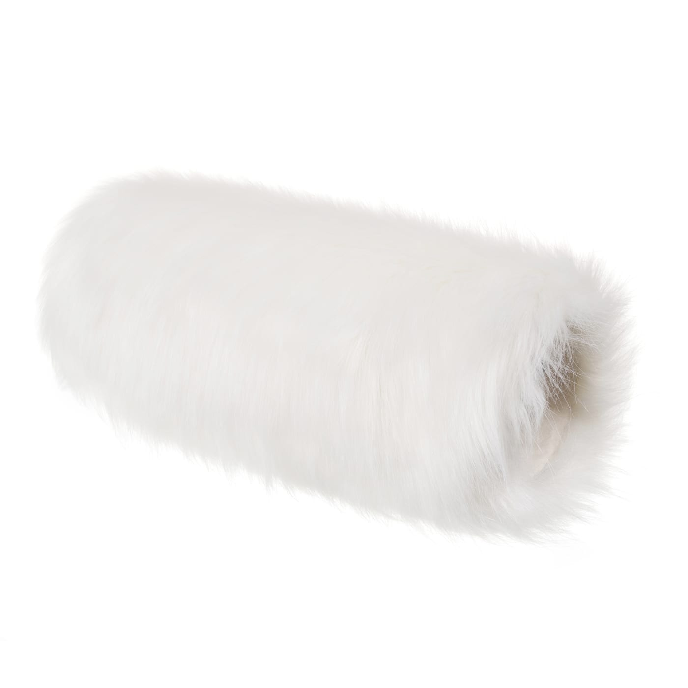 Whisper | Faux Fur Bridal Muff