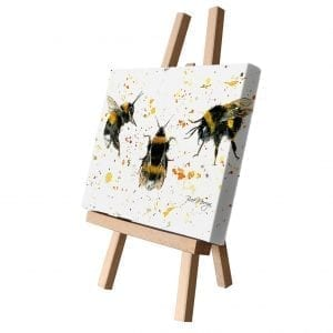 BEE HAPPY | CANVAS CUTIE