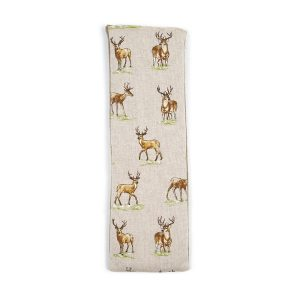 Country Stag | Lavender Duo Wheat Bag