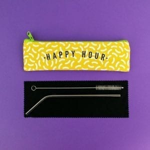 Happy Hour | Straw Set