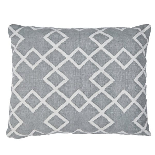 JUNO | DOVE GREY FLOOR CUSHION