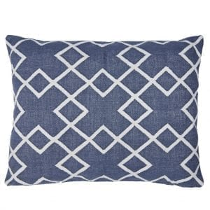 JUNO | NAVY FLOOR CUSHION