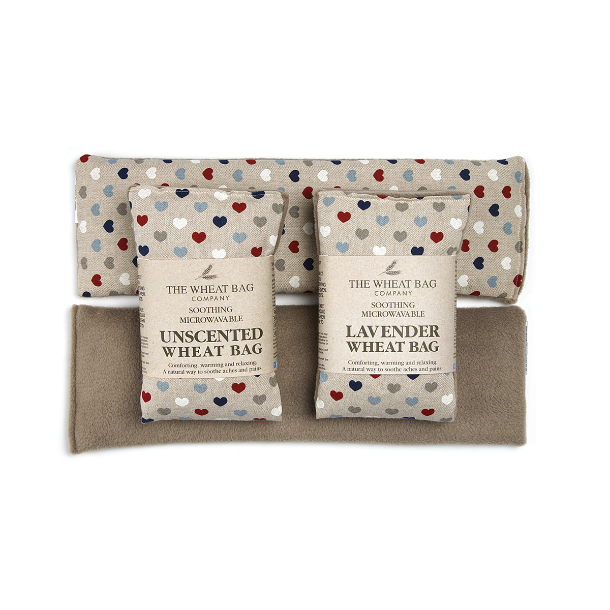 Multi Dotty | Lavender Duo Wheat Bag