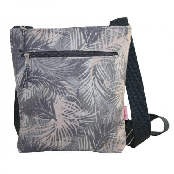 Pink Palm | Messenger Bag