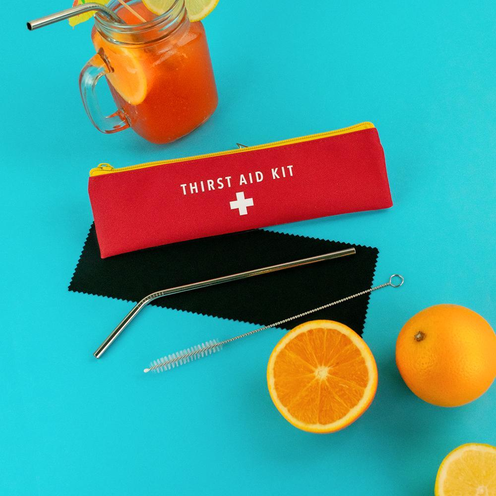Thirst Aid Kit | Straw Set