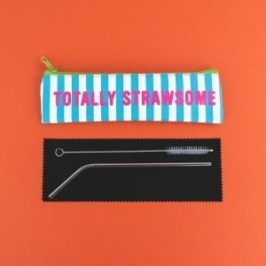 Totally Strawsome | Straw Set
