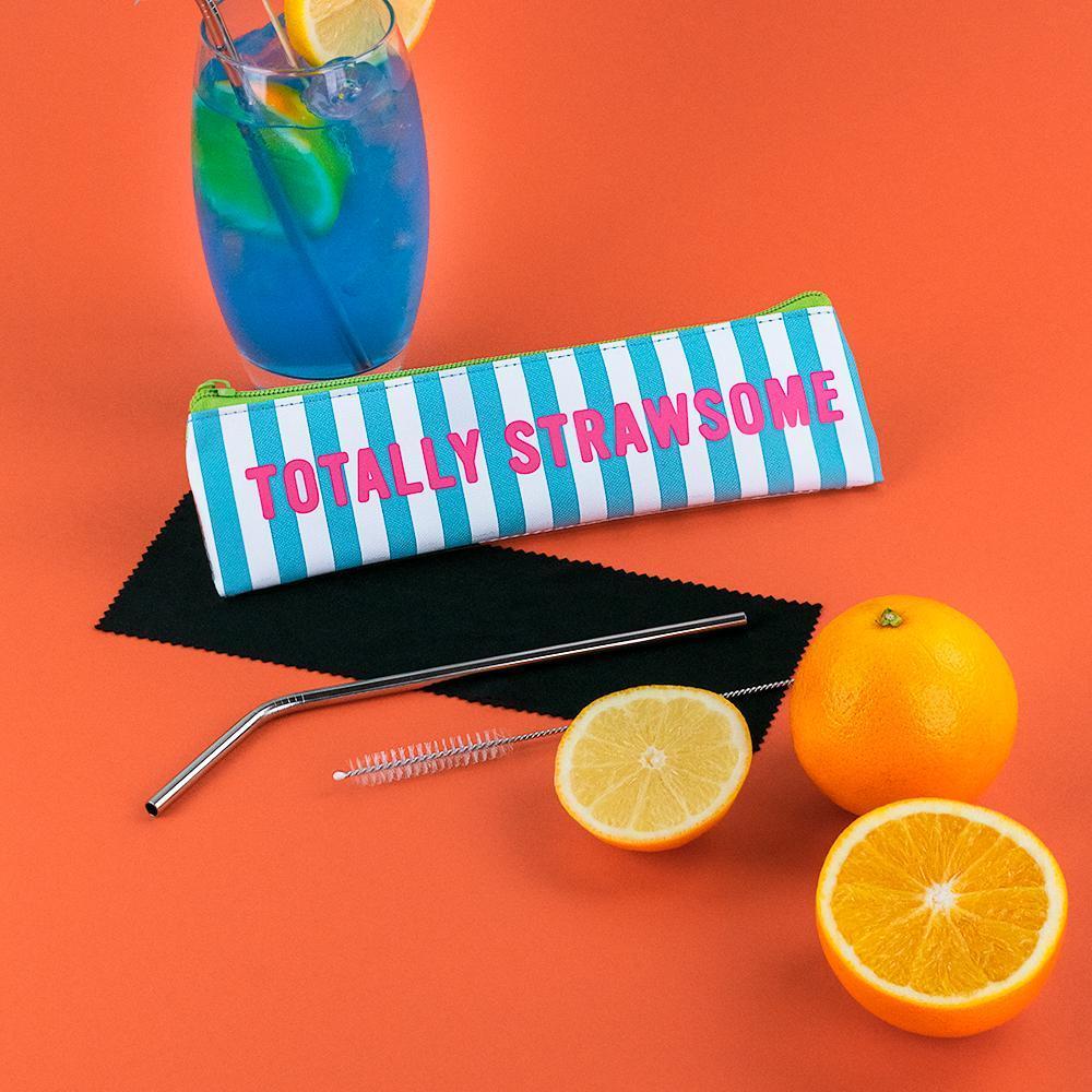 Totally Strawsome | Straw Set