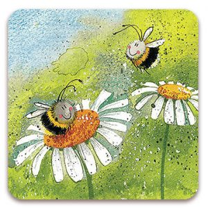 DAISY | BEE COASTER