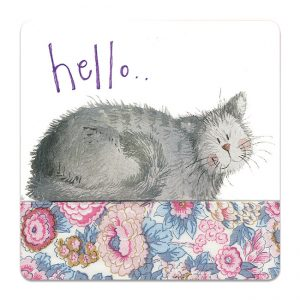 HELLO | CAT COASTER