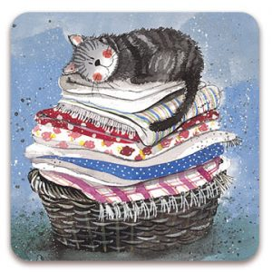 LAUNDRY BASKET | CAT COASTER