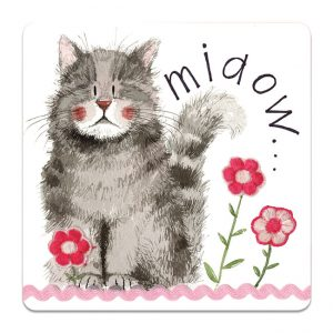 MIAOW | CAT COASTER