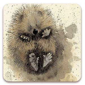 PRICKLES | HEDGEHOG COASTER