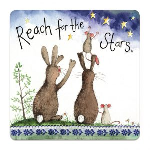 REACH FOR THE STARS | RABBIT COASTER