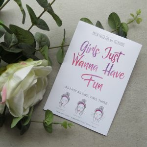 Girls Just Wanna Have Fun | Face Mask