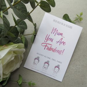 Mum You Are Fabulous | Face Mask