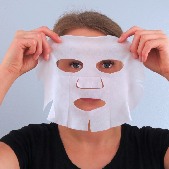 The Bags Under My Eyes Are Designer | Face Mask