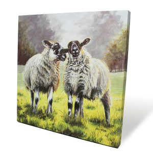 YAKKETY YAK | BOX CANVAS