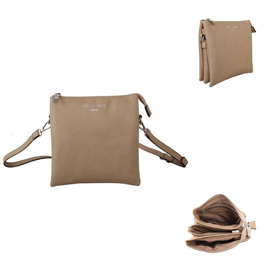 Beige | Cross Body Bag