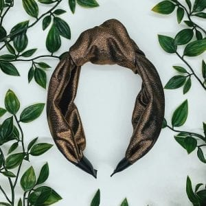 CHERILYN TOP KNOT | HEADBAND