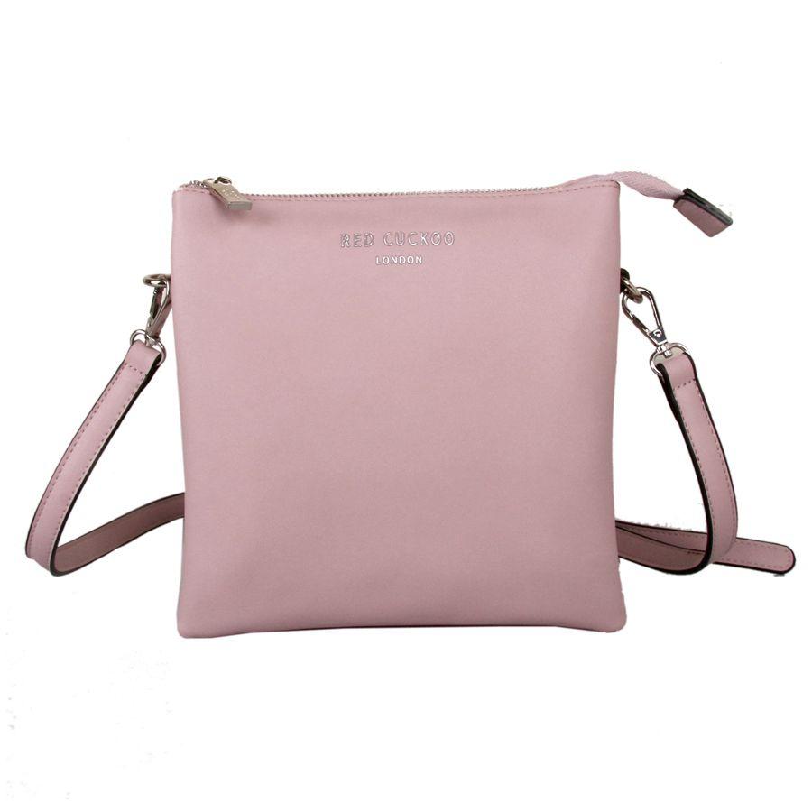 Dusky Purple | Tall Cross Body Bag