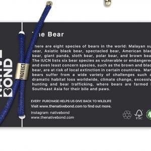 BEAR | BRACELET | B-O-L-D