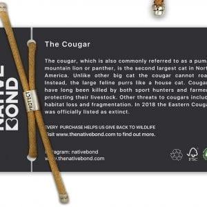 COUGAR | BRACELET | B-O-L-D