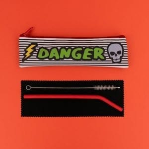 Danger | Straw Set