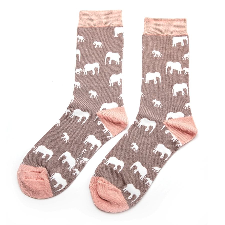 GREY ELEPHANT | SOCKS