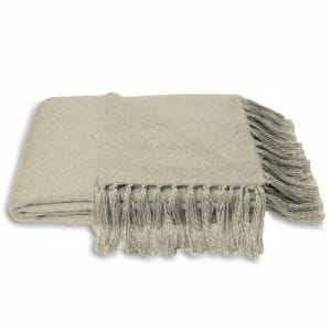 Chiltern Grey Throw
