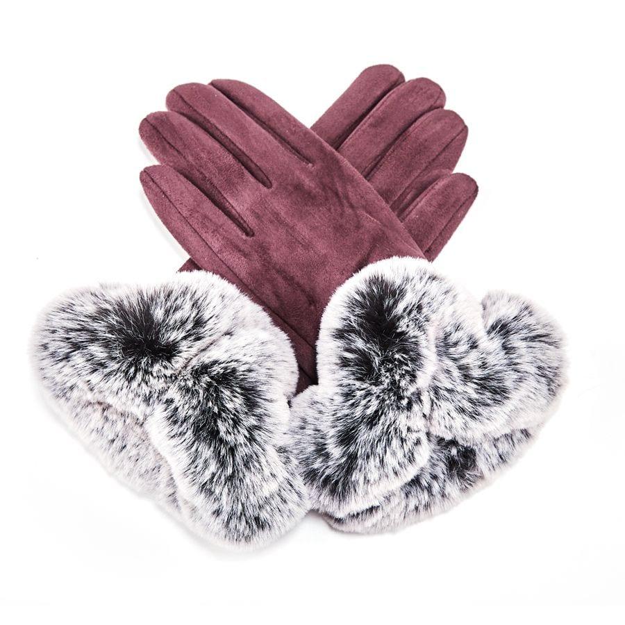 Grape Gloves