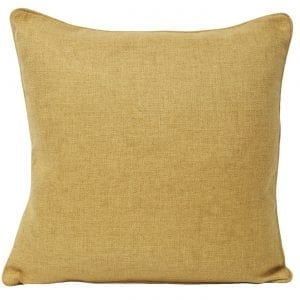 Atlantic Ochre Cushion