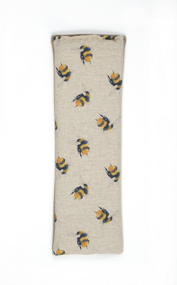 Bees | Lavender Duo Wheat Bag