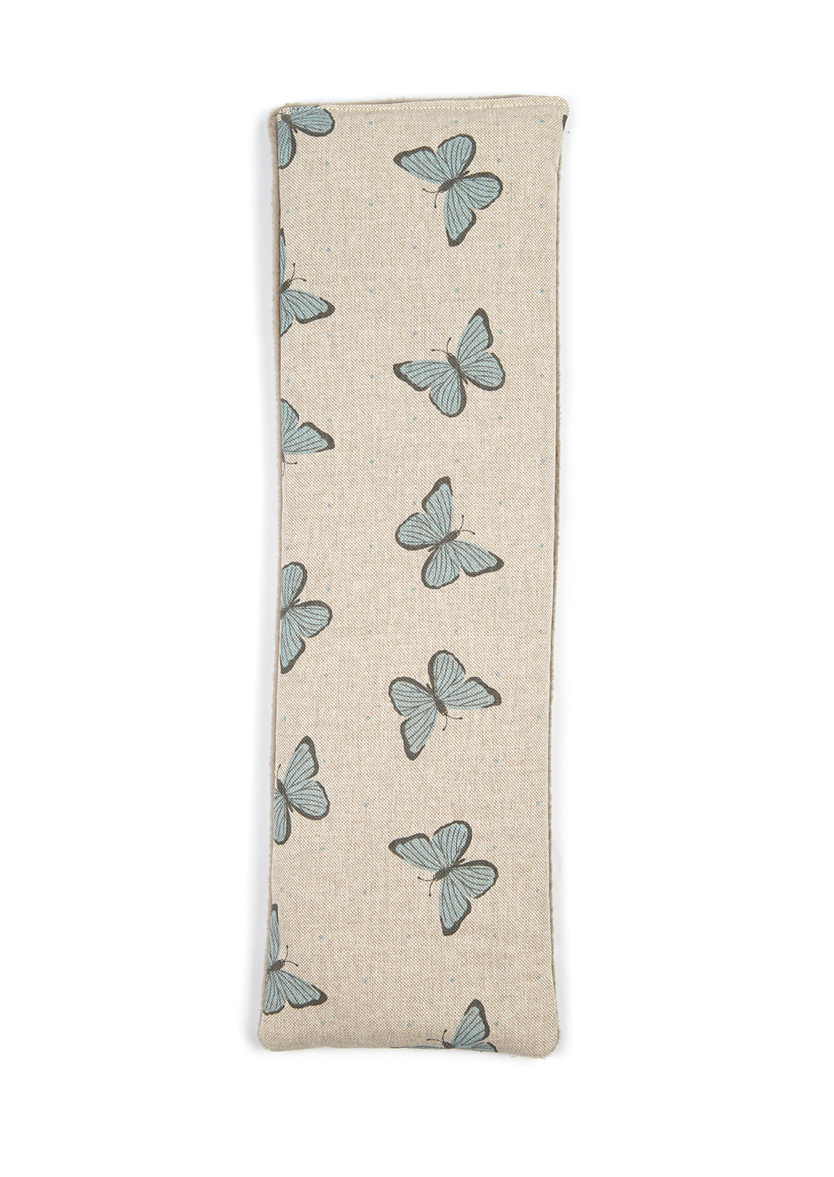 Blue Butterfly Unscented   Duo Wheat Bag