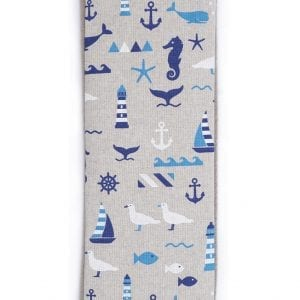Blue Nautical | Lavender Duo Wheat Bag