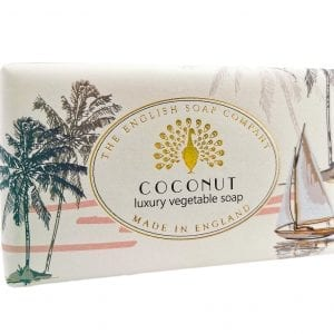 Coconut Vintage Wrapped Soap