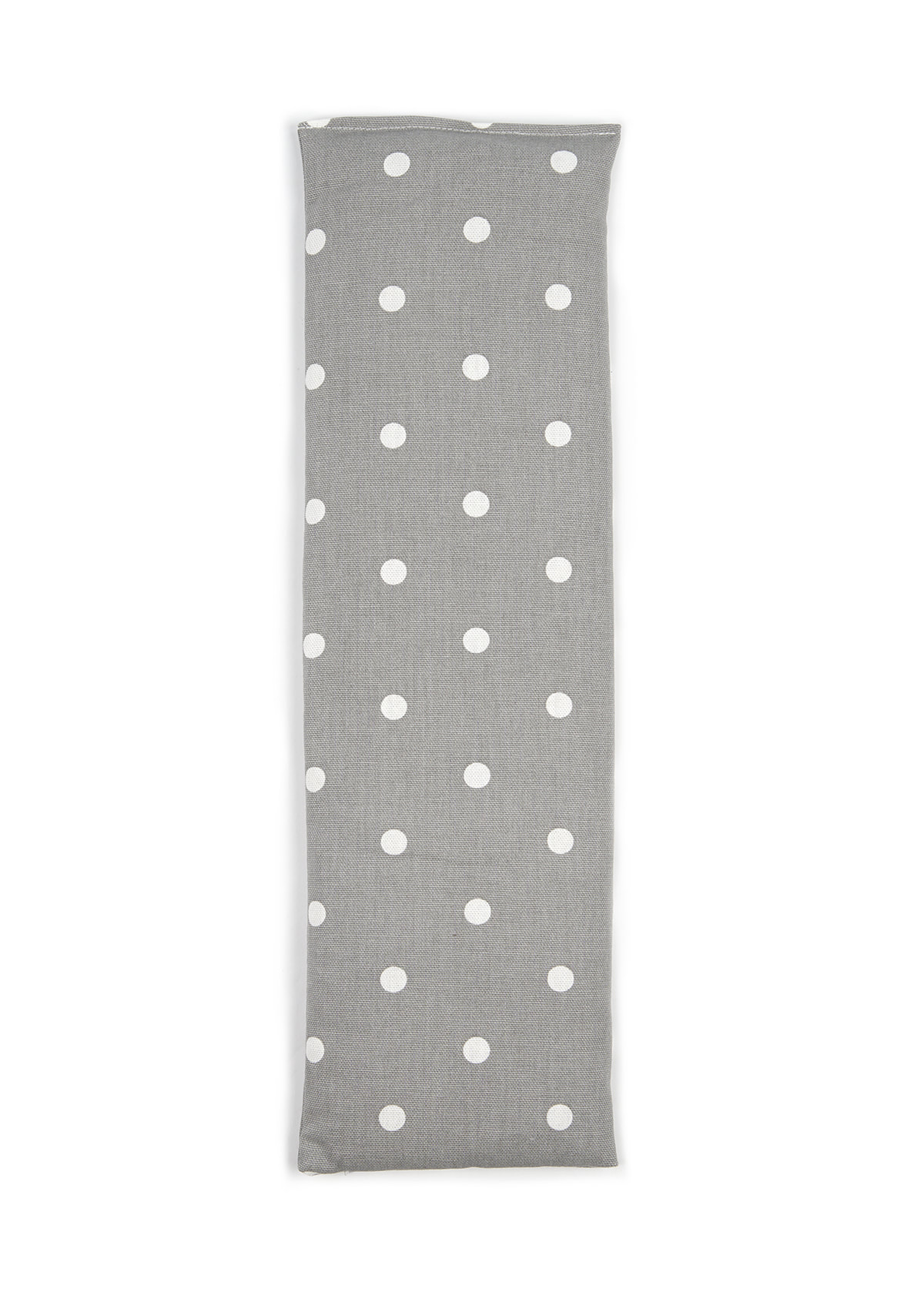 Grey Dotty   Unscented Cotton Wheat Bag