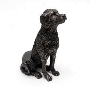 Bronze Labrador Set of 3