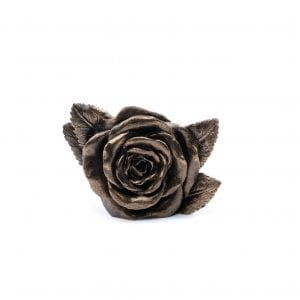 Bronze Rose Set of 3