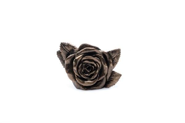 Bronze Rose Set of 3