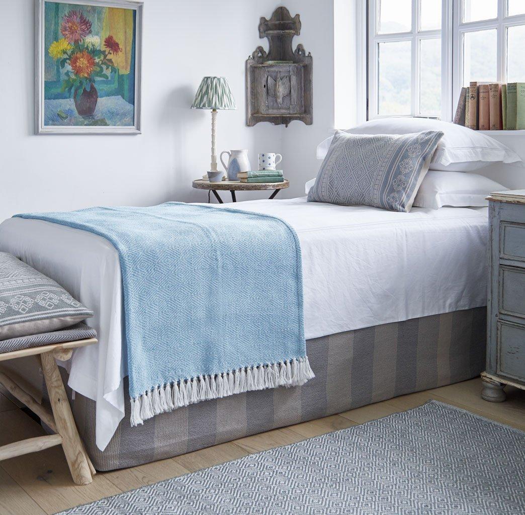 Diamond   Azure Blanket