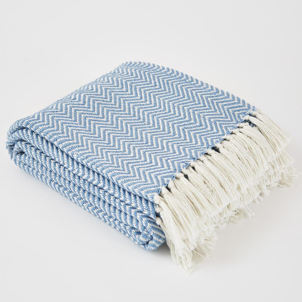 Herringbone | Capri Blanket
