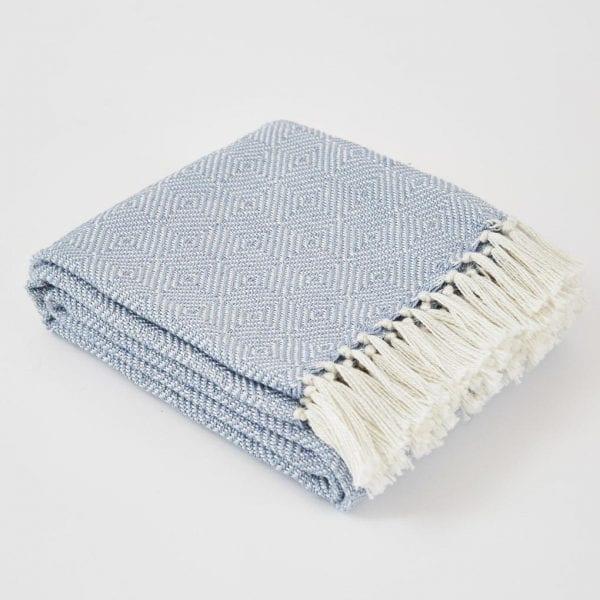 Diamond | Lavender Blanket