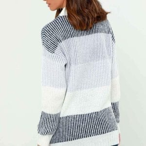 CHARLOTTE COLOUR | BLOCK JUMPER
